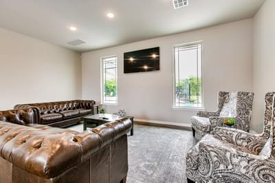 Clubhouse. Castleberry New Homes in Edmond, OK