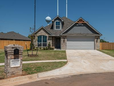 2,440sf New Home in Midwest City, OK