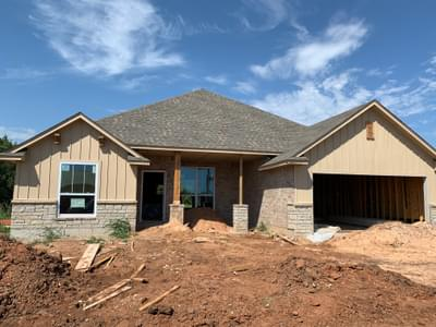 4br New Home in Edmond, OK