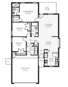 3br New Home in Oklahoma City, OK