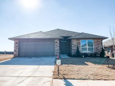 3820 Abingdon Drive Norman OK new home for sale
