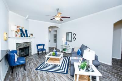 1,667sf New Home in Oklahoma City, OK