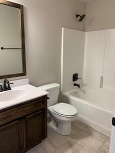 1,719sf New Home in Edmond, OK