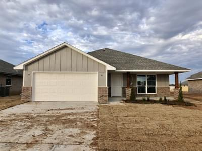 4br New Home in Newcastle, OK
