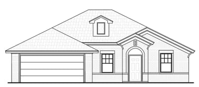 2300 Norwood Drive Norman OK new home for sale