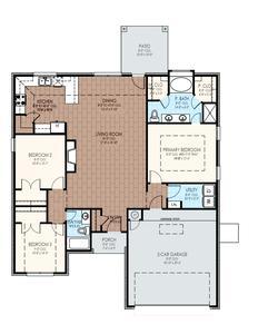 1,556sf New Home in Oklahoma City, OK