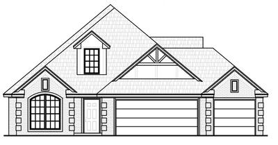 1047 SE 17th Terrace Newcastle OK new home for sale