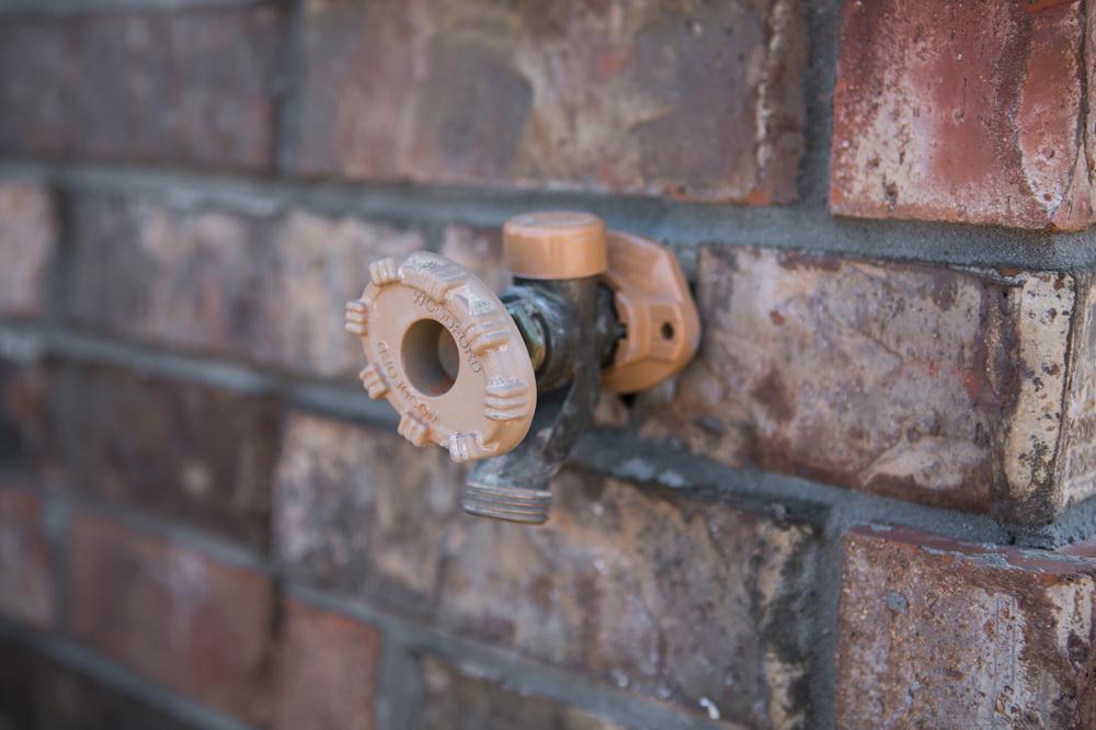 Woodford Freeze Proof Water Spigot