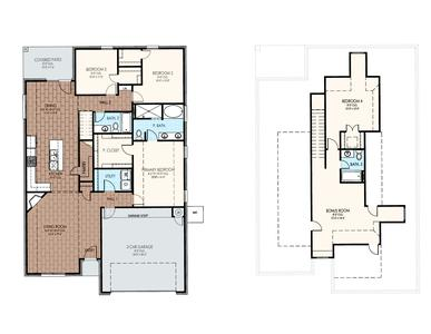 2,440sf New Home in Norman, OK