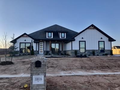 New Home in Yukon, OK