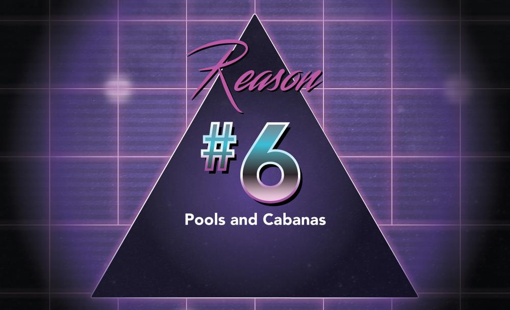 Pools & Cabanas