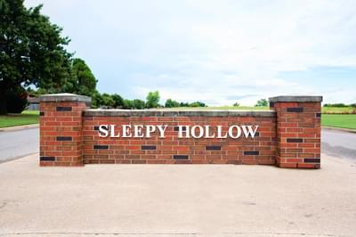 Sleepy Hollow community in Chickasha OK