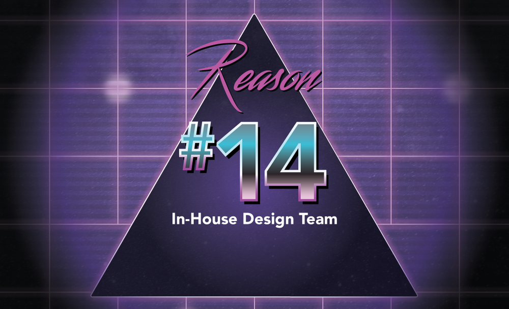 No. 14 In-house Design Team