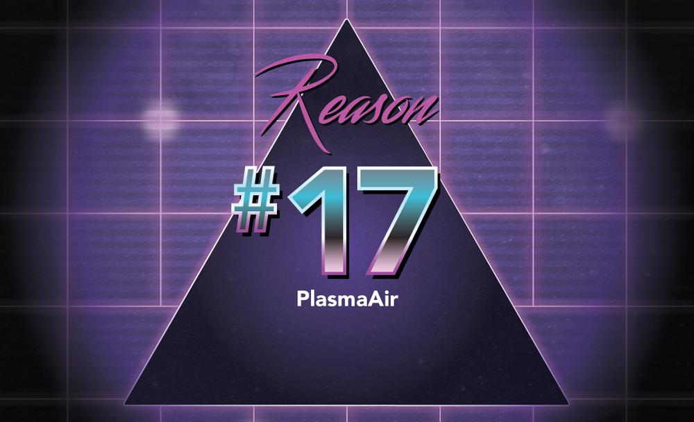No. 17 Plasma Air