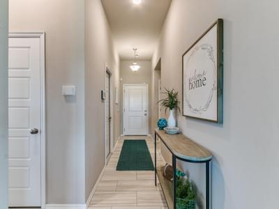 Bradford New Home Floor Plan