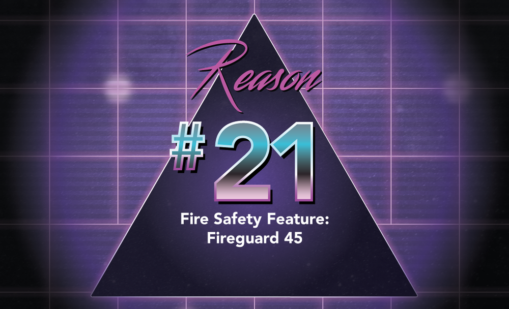 No. 21 - Fire Safety
