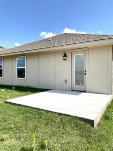 1,347sf New Home in Chickasha, OK