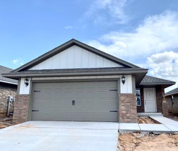 1,257sf New Home in Chickasha, OK