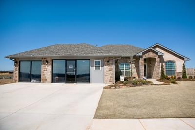 3825 Abingdon Drive Norman OK new home for sale