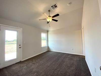 1,249sf New Home in Chickasha, OK