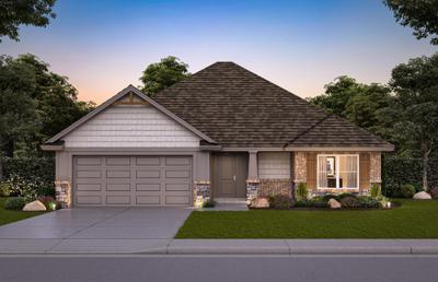 13924 Bedoya Road Piedmont OK new home for sale