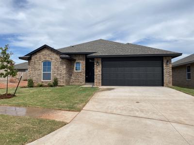 4608 Crystal Hill Drive Oklahoma City OK new home for sale