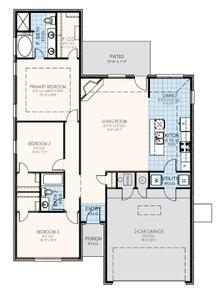 1,503sf New Home in Midwest City, OK