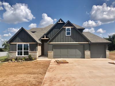4236 Blue Ridge Avenue Norman OK new home for sale