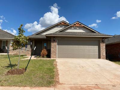 4624 Crystal Hill Drive Oklahoma City OK new home for sale