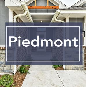 New homes in Piedmont Oklahoma