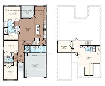 2,535sf New Home in Edmond, OK