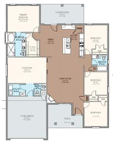 4br New Home in Edmond, OK
