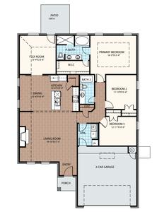 1,806sf New Home in Norman, OK