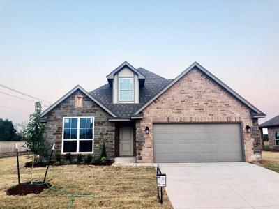 14205 Lucca Lane Oklahoma City OK new home for sale