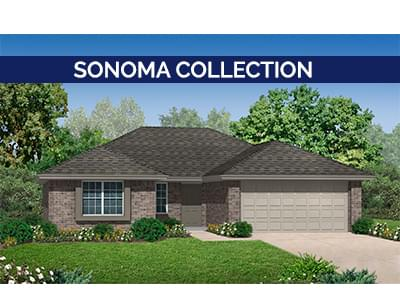 Sonoma Oklahoma City Metro Homes
