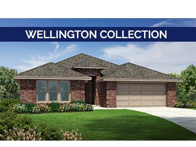 Wellington Oklahoma City Metro Homes