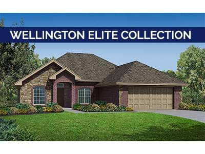 Wellington Elite Tulsa Metro Homes