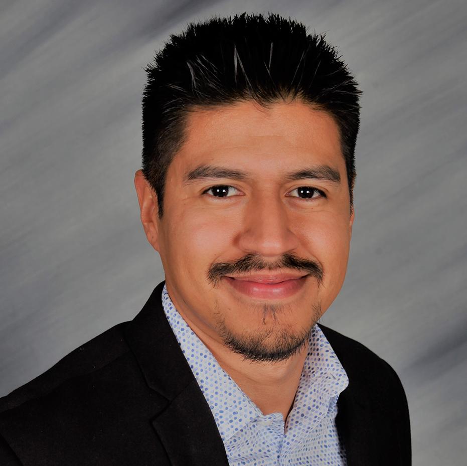 Jose Gutierrez, Yukon New Home Sales Consultant