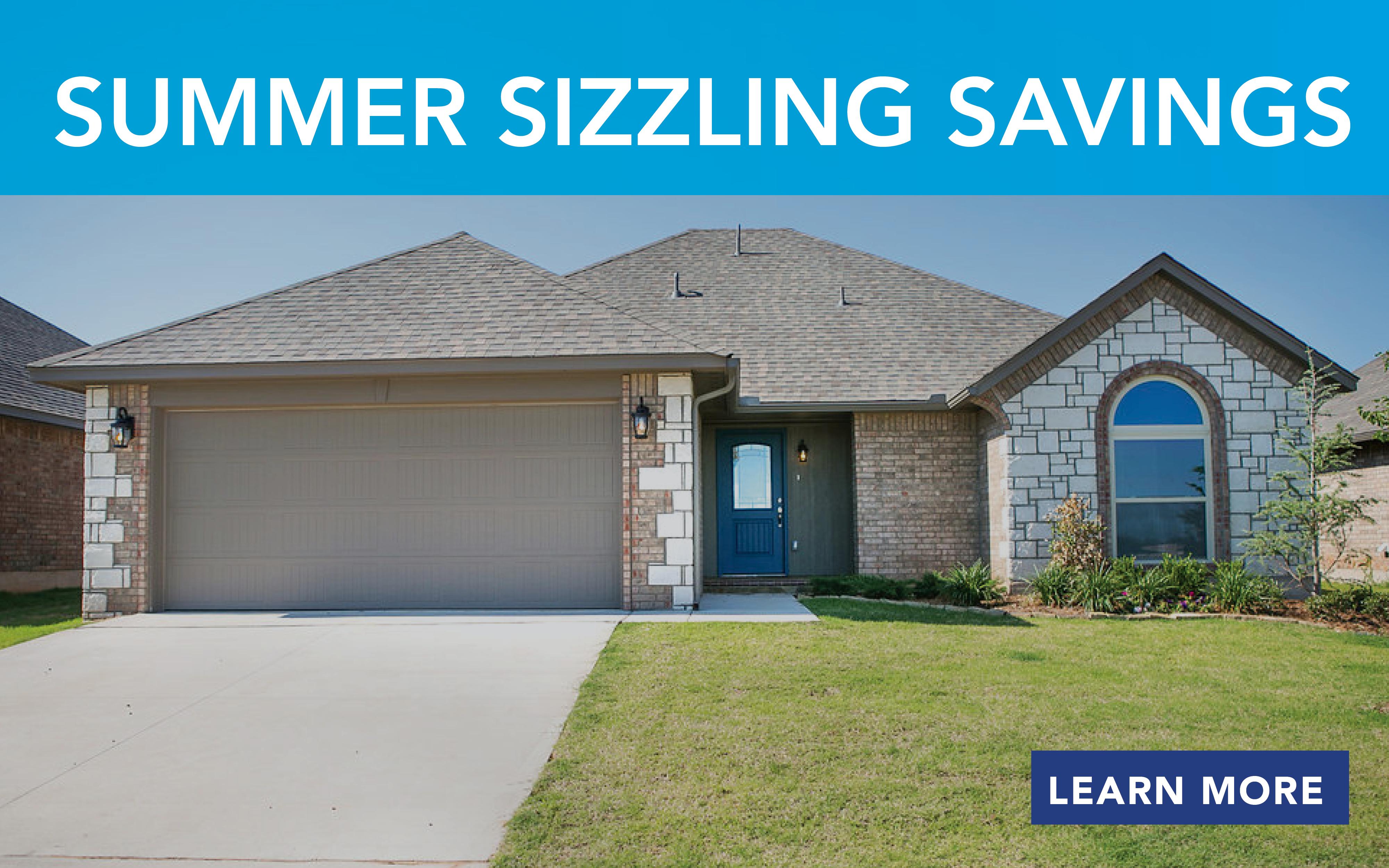 Oklahoma Home Builder Promotion