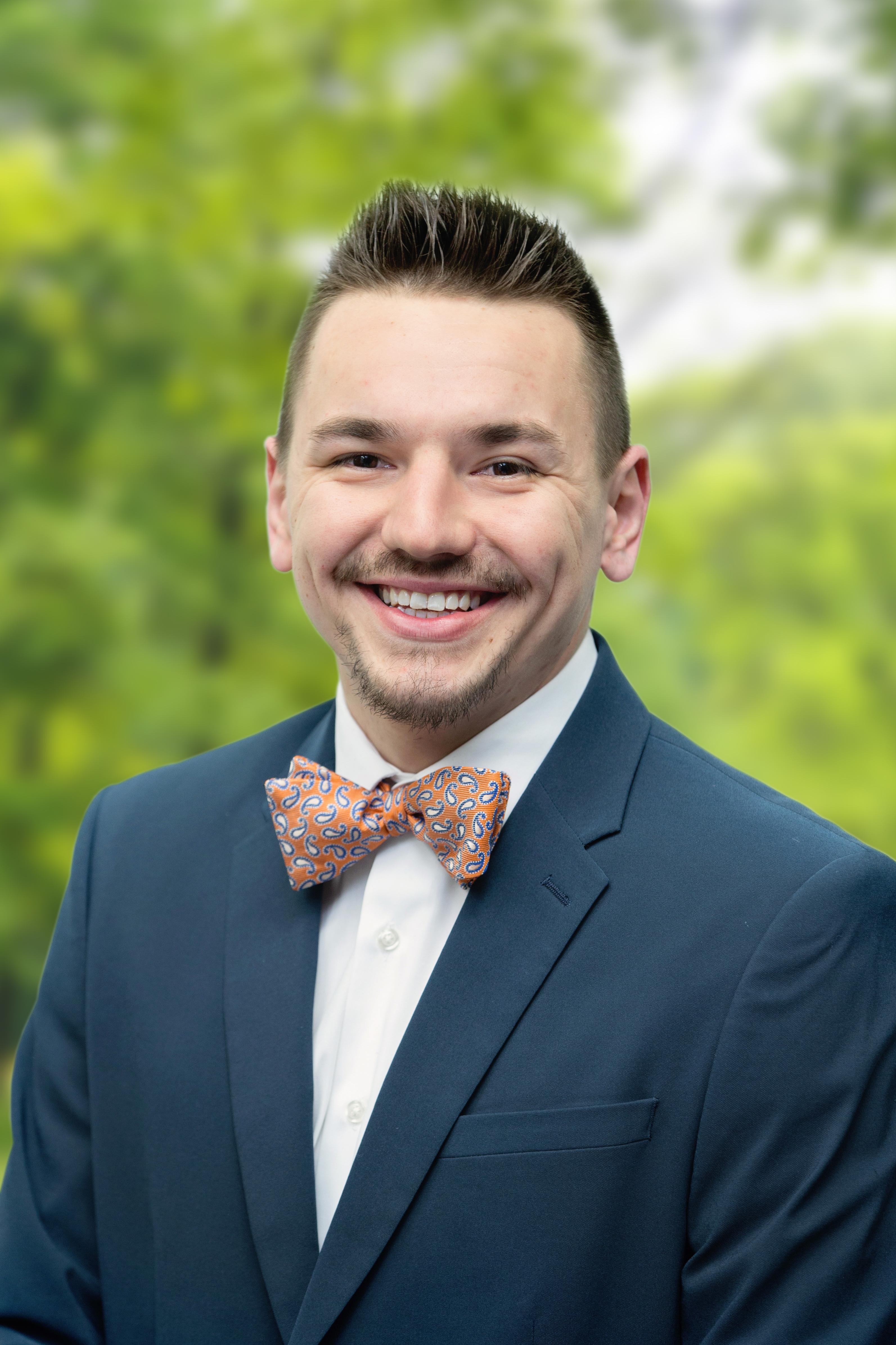 Zack Davis, Piedmont New Home Sales Consultant
