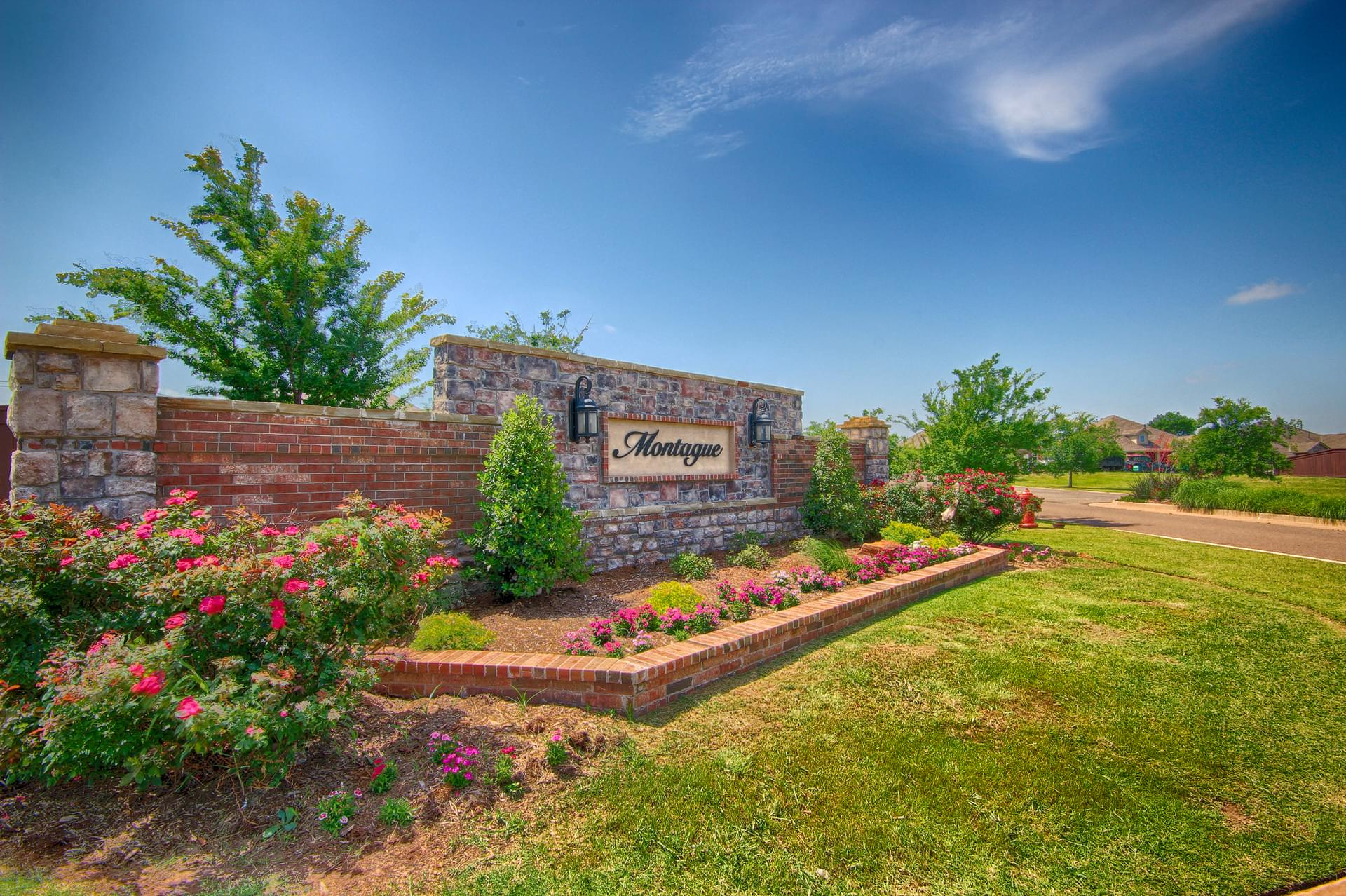 Montague New Homes In Edmond From Home Creations