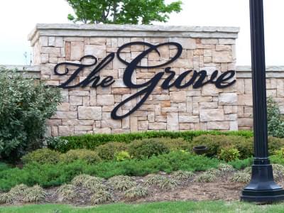 Edmond, OK New Homes The Grove