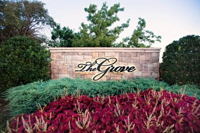 The Grove community in Edmond OK