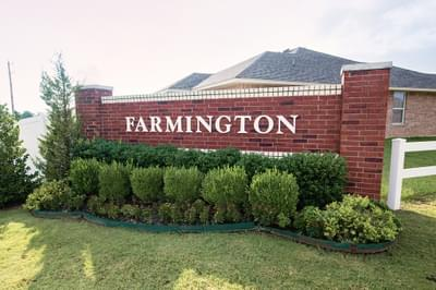 Farmington new homes in Newcastle OK