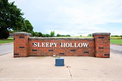Sleepy Hollow  new homes in Chickasha OK
