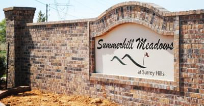 Yukon, OK New Homes Summerhill Meadows