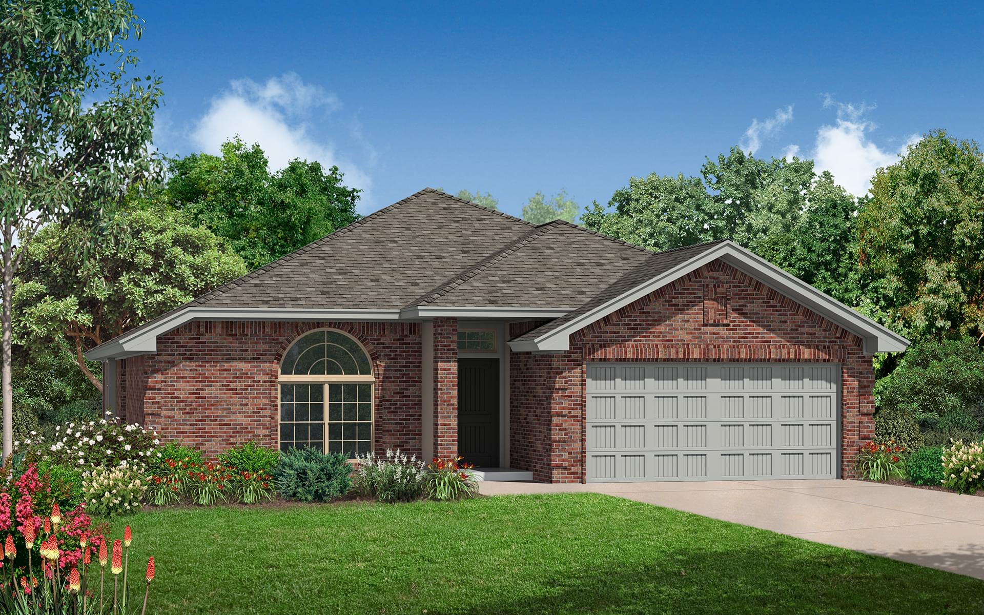 The Darlington New Home In Claremore Ok From Home Creations