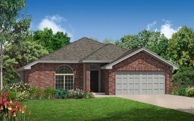 New Home for Sale in Tulsa, 4021 S 148th E Avenue
