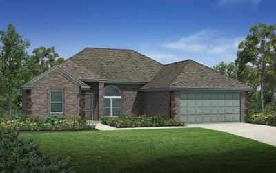New Home for Sale in Bixby, 14742 S Maplewood Place