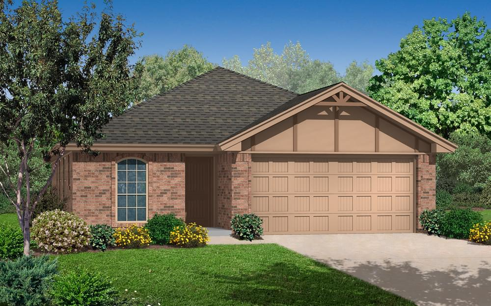 The Aspen New Home In Edmond Ok From Home Creations